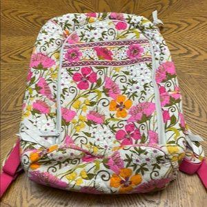 Vera Bradley laptop book bag